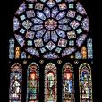 Vitraux - Cathédrale de Chartres