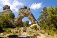 Montpellier le Vieux - Porte de Mycènes